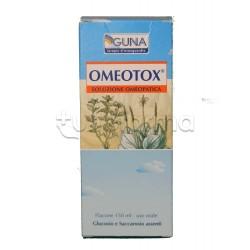 Omeotox Guna Medicinale Omeopatico Soluzione 150ml