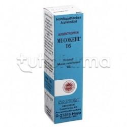 Mucokehl D5 Medicinale Omeopatico Collirio da5ml