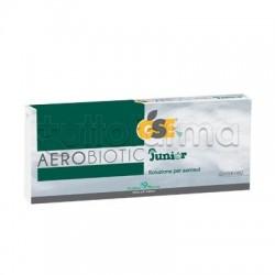 Gse Aerobiotic Junior Soluzione per Aerosol 10 Fiale