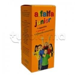 Alfalfa Junior Sciroppo stimola appetito 125ml
