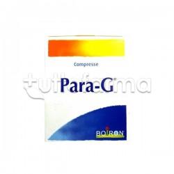 Para G Medicinale Omeopatico 60 compresse