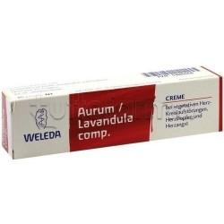 Aurum Lavandula Crema Omeopatica 25 gr