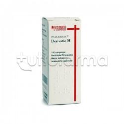 Derivatio Medicinale Omeopatico 100 compresse
