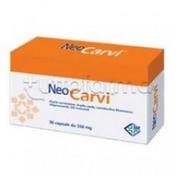 NeoCarvi Integratore per Digestione 36 capsule