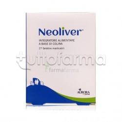 Neoliver Integratore per il fegato 27 perle