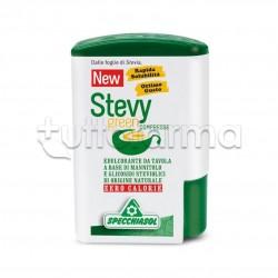 Specchiasol Stevy Green Dolcificante Naturale Senza Zucchero 100 Compresse