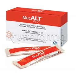 MucAlt Sciroppo per Tosse 200 ml