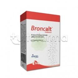Broncalt Fiale per il benessere delle vie aeree10fl 5ml