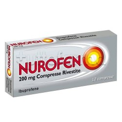 Nurofen 12 Compresse rivestite 200 mg Antinfiammatorio