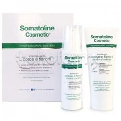 Somatoline Kit Liporiducente Cosce e Fianchi 150ml + 200ml
