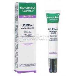 Somatoline Lift Effect 4D Crema Contorno Occhi 15ml