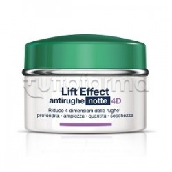 Somatoline Lift Effect 4D Crema Antirughe Notte 50 ml