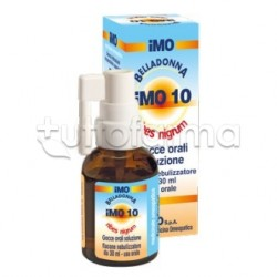 I.M.O. 10 Belladonna / Ribes Nigrum Nebulizzatore 30ml