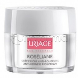 Uriage Roseliane Creme Riche Anti Rougeurs 50ml