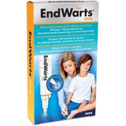 EndWarts Pen Trattamento per le verruche di mani e piedi 3ml