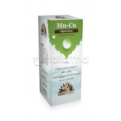 Oligoceleste Manganese e Rame Integratore alimentare 50 ml
