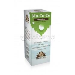 Oligoceleste Manganese, Rame e Cobalto Integratore alimentare 50 ml