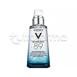 Vichy Minéral 89 Acqua Termale con Acido Ialuronico 50ml