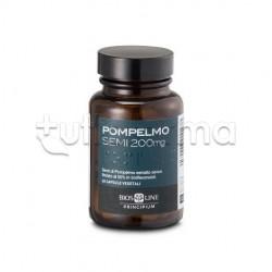 Bios Line Principium Pompelmo Semi 200mg Integratore Antiossidante e Microcircolo 60 capsule