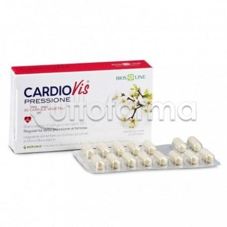 Bios Line CardioVis Pressione Integratore 30 capsule
