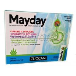 Zuccari Mayday per Bruciore e Acidità di Stomaco 18 Bustine