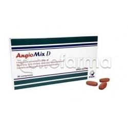 PIAM AngioMix D Integratore per Microcircolo 30 Compresse