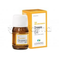 Lehning Laboratoires Drosera 64 comp. Medicinale Omeopatico Gocce 30 ml