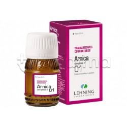 Lehning Laboratoires Arnica 1 comp. Medicinale Omeopatico Gocce 30 ml