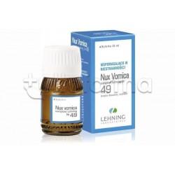 Lehning Laboratoires Nux Vomica 49 comp. Medicinale Omeopatico Gocce 30 ml