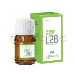 Lehning Laboratoires L28 Medicinale Omeopatico Gocce 30 ml