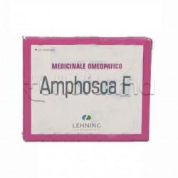 Lehning Laboratoires Amphosca F Medicinale Omeopatico 60 Compresse 586670fde347