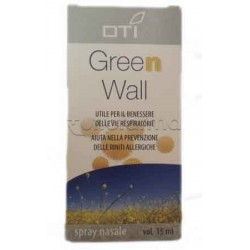 OTI Green Wall Spray Nasale Riniti Allergiche 15mL