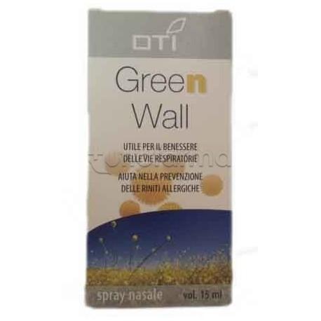 OTI Green Wall Spray Nasale Riniti Allergiche 15mL