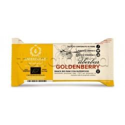 Ambrosiae UberBar GoldenBerry Barretta Nutriente 35g