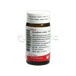 Wala Aconitum Compositum Medicinale Omeopatico Globuli Velati 20g