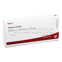 Wala Amnion Gl D30 Medicinale Omeopatico 10 Fiale
