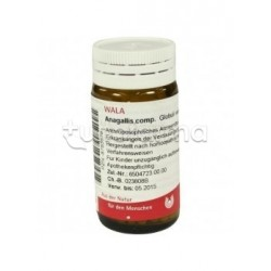 Wala Anagallis Compositum Medicinale Omeopatico Globuli Velati 20g
