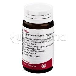 Wala Apis Levisticum II Medicinale Omeopatico Globuli Velati 20g