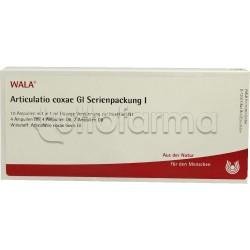 Wala Articulatio Coxae Gl D5 Medicinale Omeopatico 10 Fiale