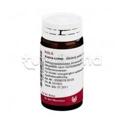 Wala Avena Compositum Medicinale Omeopatico Globuli Velati 20g