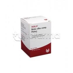 Wala Bolus Alba Compositum Pulver Medicinale Omeopatico Polvere 50g
