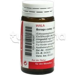 Wala Borago Compositum Medicinale Omeopatico Globuli Velati 20g