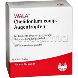 Wala Chelidonium Compositum Medicinale Omeopatico Collirio Monodose 5 Fiale