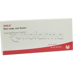 Wala Disci Compositum cum Stanno Medicinale Omeopatico 10 Fiale