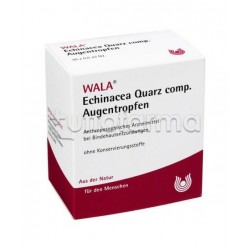 Wala Echinacea Quarz Compositum Medicinale Omeopatico Collirio Monodose 5 Fiale