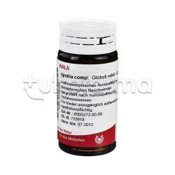 Wala Ignatia Compositum Medicinale Omeopatico Globuli Velati 20g