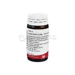 Wala Lycopodium Compositum Medicinale Omeopatico Globuli Velati 20g
