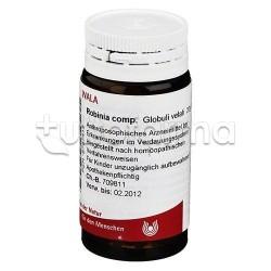 Wala Robinia Compositum Medicinale Omeopatico Globuli Velati 20g