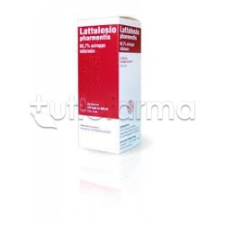 Lattulosio Zentiva Sciroppo Lassativo per Stitichezza 66,7% 180ml