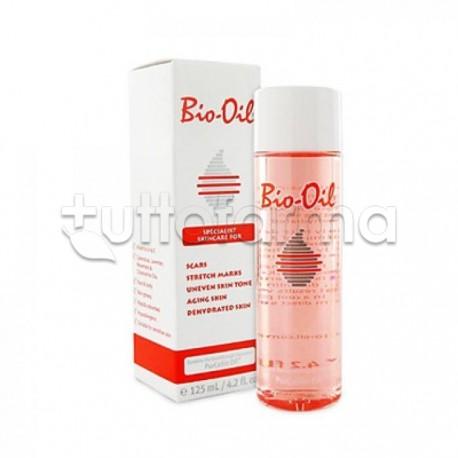 Bio Oil Olio Dermatologico Uniformante Pelle Smagliature Cicatrici 125 ml